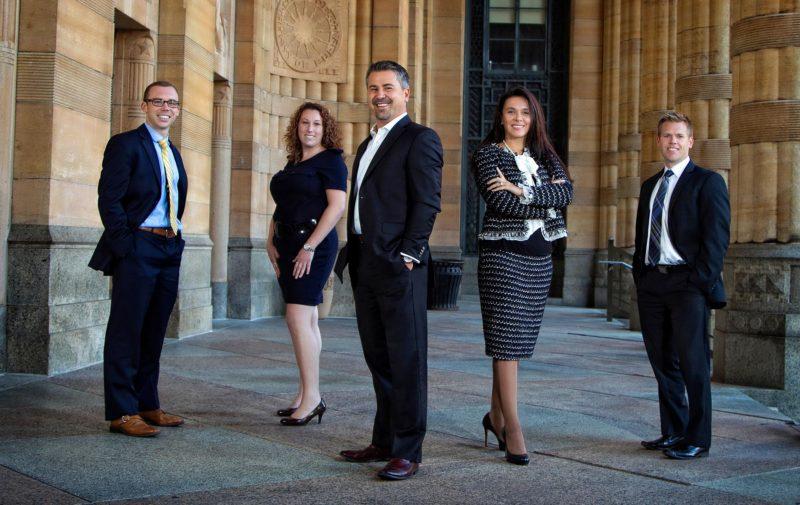 business portrait group1