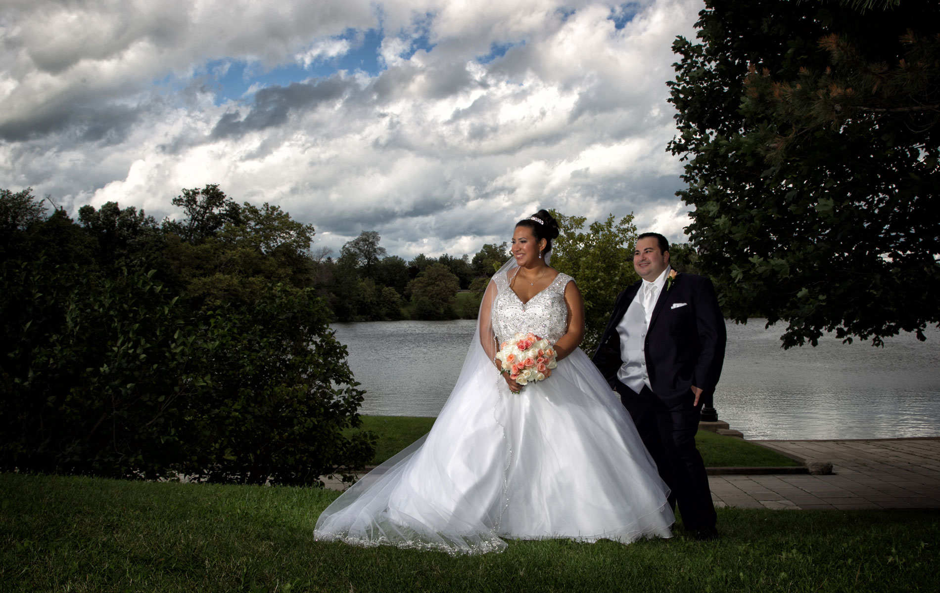 Hoyt lake buffalo ny wedding